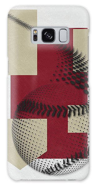 Arizona Diamondbacks Art Galaxy S8 Case