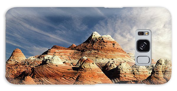 Arizona North Coyote Buttes Galaxy Case by Bob Christopher