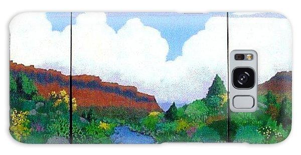 Arizona Sky Galaxy Case by Bernard Goodman
