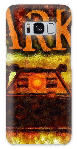 Anubis Galaxy Case - Ark by Esoterica Art Agency