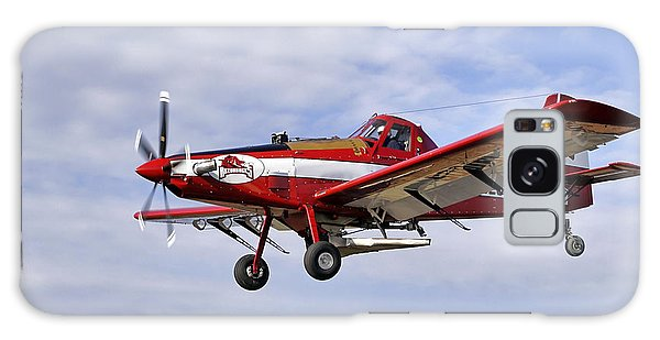 Arkansas Razorbacks Crop Duster Galaxy Case
