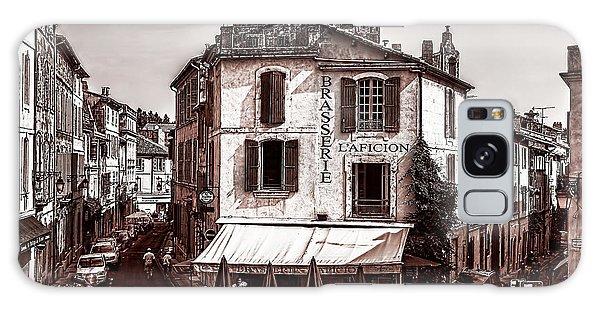 Arles, France, In Sepia Galaxy Case