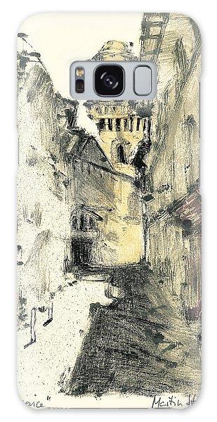 Arles Provence Galaxy Case by Martin Stankewitz