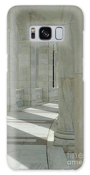Arlington Memorial Amphitheater Hall Galaxy Case