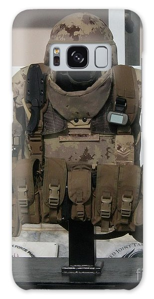 Army Gear Galaxy Case
