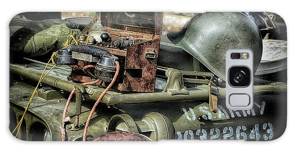 Army Memories Galaxy Case by Stephan Grixti