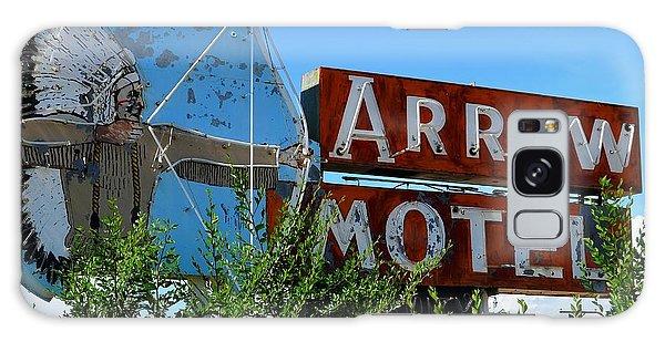Arrow Motel Galaxy Case