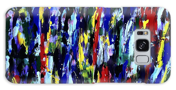 Art Abstract Painting Modern Color Galaxy Case