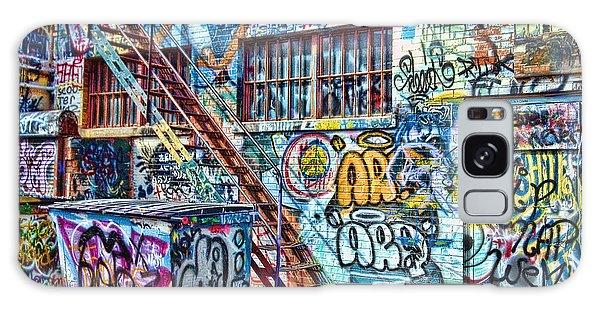 Art Alley 2 Galaxy Case