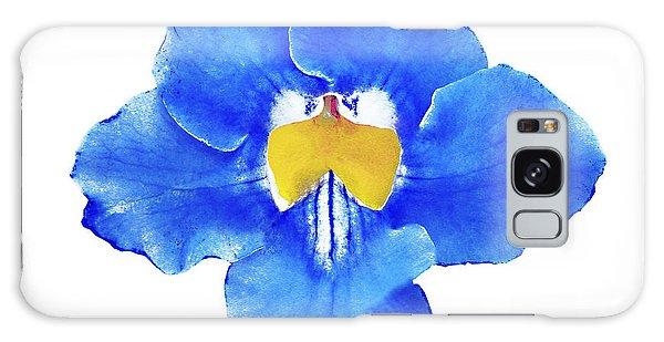 Art Blue Beauty Galaxy Case