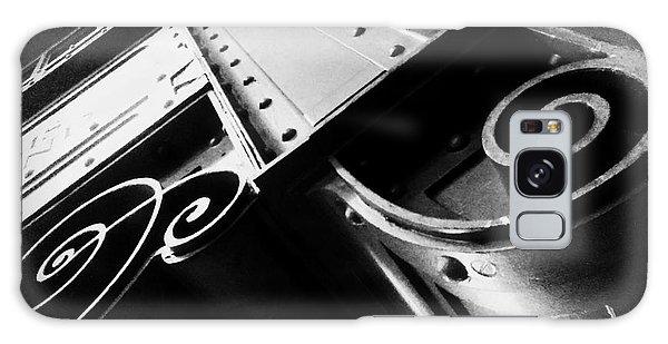Art Deco Steel Galaxy Case
