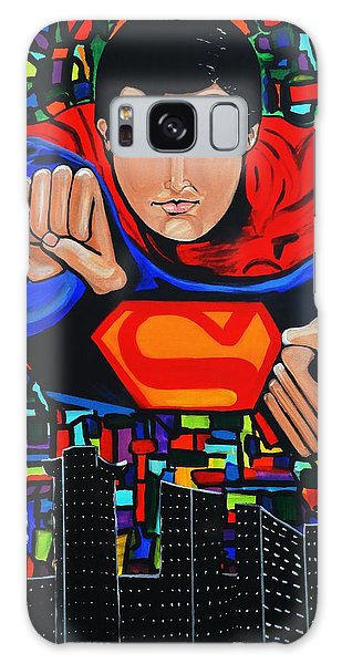 Art Deco  Superman Galaxy Case