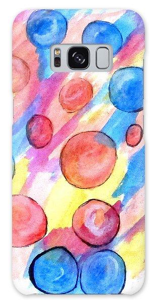 Art Doodle No. 25 Galaxy Case