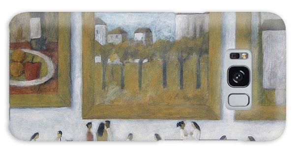 Art Is Long, Life Is Short Galaxy Case by Glenn Quist