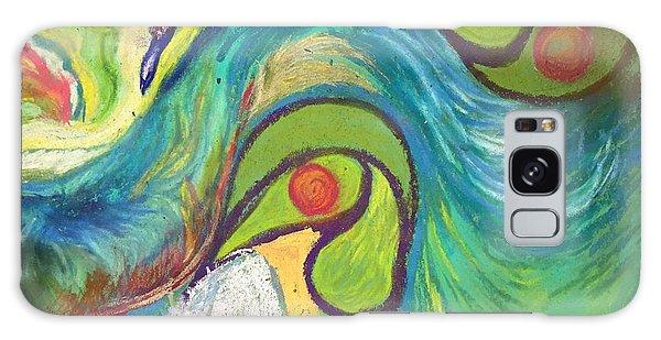 Art Journaling Galaxy Case