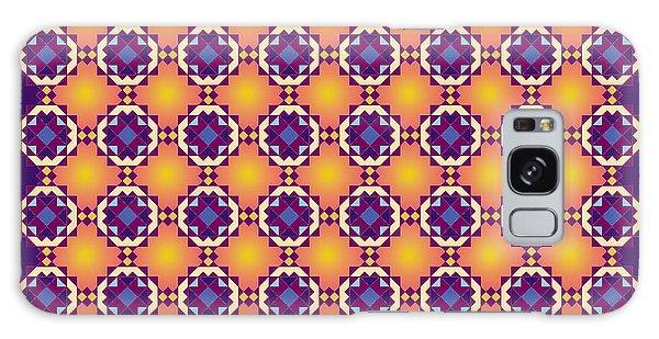 Art Matrix 001 A Galaxy Case by Larry Capra
