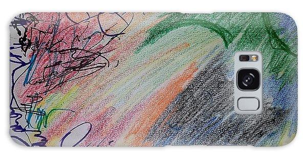 Art N Leigh 2009 #1  Galaxy Case