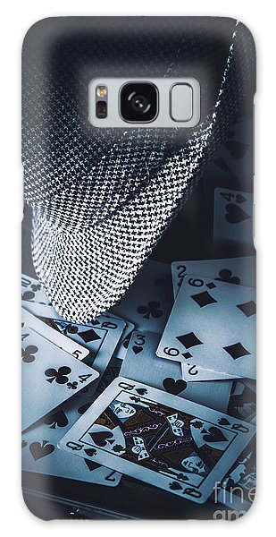 Gamble Galaxy Case - Art Of A Betting Man  by Jorgo Photography - Wall Art Gallery