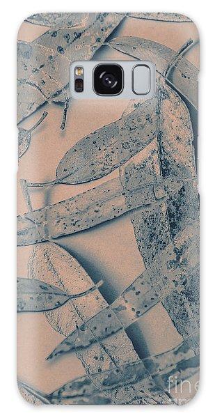 Close Up Galaxy Case - Art Of Autumn Fall by Jorgo Photography - Wall Art Gallery