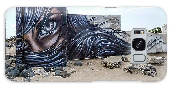 Art Or Graffiti Galaxy Case