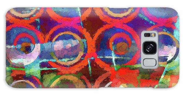 Art Poster Paint Galaxy Case