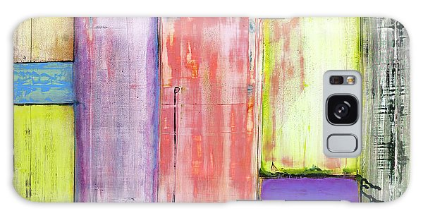 Art Print Abstract 47 Galaxy Case