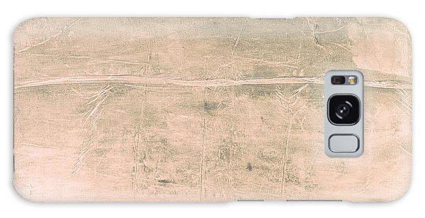 Art Print Nez Perce Galaxy Case