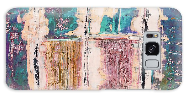 Art Print Square 8 Galaxy Case