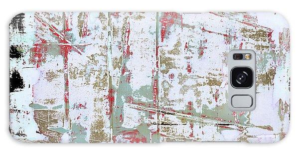 Art Print Square 9 Galaxy Case