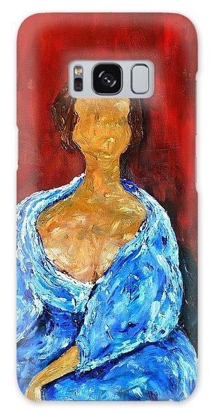 Art Study Galaxy Case by Reina Resto