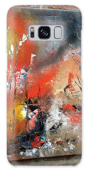 Art Work Galaxy Case by Sheila Mcdonald
