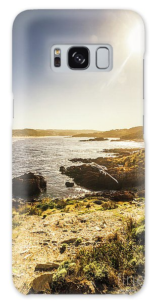West Bay Galaxy Case - Arthur River Tasmania by Jorgo Photography - Wall Art Gallery