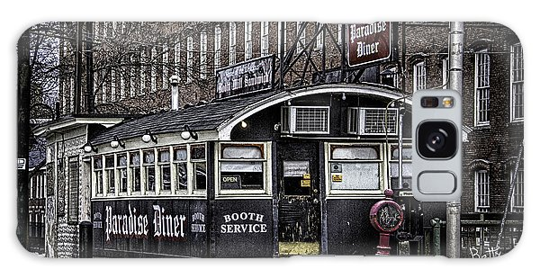 Arthur's Paradise Diner Galaxy Case by Betty Denise