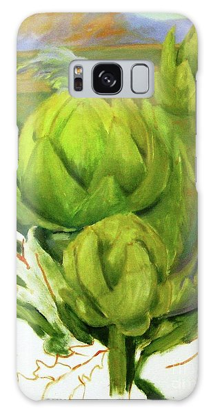 Artichoke  Unfinished Galaxy S8 Case