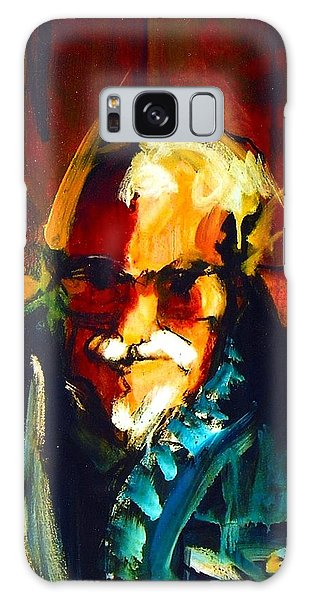 Artie Galaxy Case by Les Leffingwell