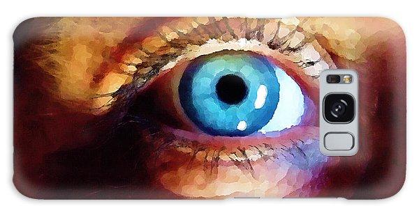 Artist Eye View Galaxy Case