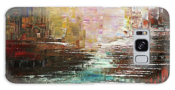 Artist Whitewater Galaxy Case by Tatiana Iliina