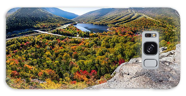Artists Bluff, Franconia Notch Galaxy Case