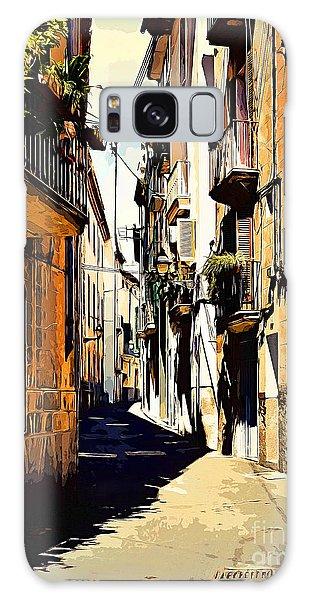 Artwork Palma De Mallorca Spain Galaxy Case