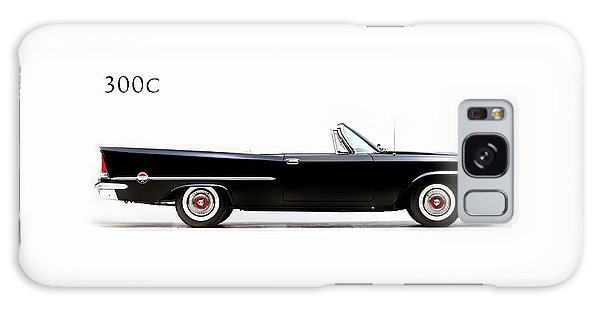 Car Galaxy S8 Case - Chrysler 300c 1957 by Mark Rogan