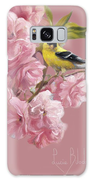 Spring Flowers Galaxy S8 Case - Spring Blossoms by Lucie Bilodeau