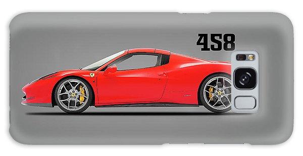 Iphone Case Galaxy Case - Ferrari 458 Italia by Mark Rogan