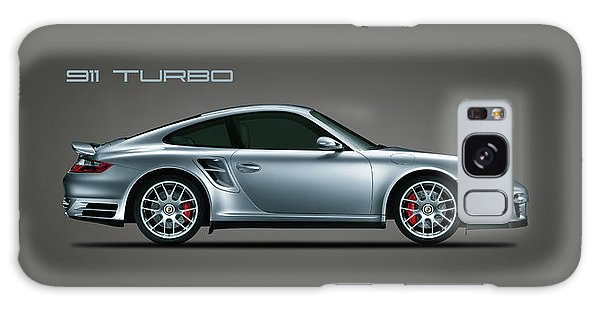 Car Galaxy S8 Case - Porsche 911 Turbo by Mark Rogan