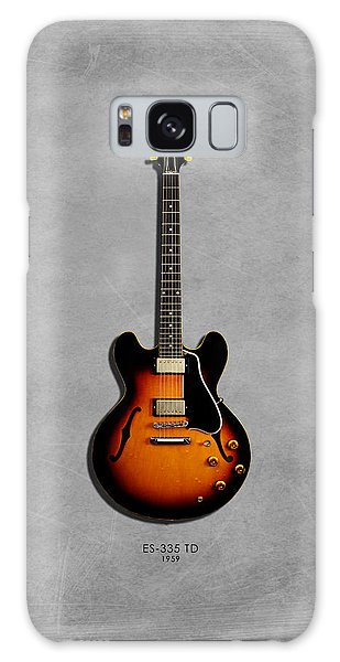 Gibson Es 335 1959 Galaxy Case by Mark Rogan