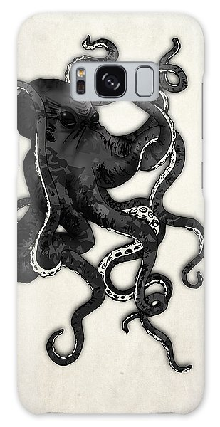 Animal Galaxy Case - Octopus by Nicklas Gustafsson