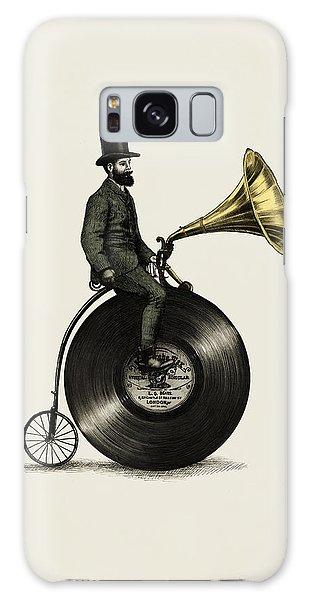 Record Galaxy Case - Music Man by Eric Fan