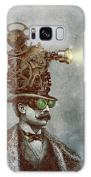 Surreal Galaxy Case - The Projectionist by Eric Fan