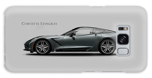 Coupe Galaxy Case - Corvette Stingray Coupe by Mark Rogan
