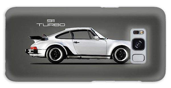 Sports Car Galaxy Case - The 911 Turbo 1984 by Mark Rogan