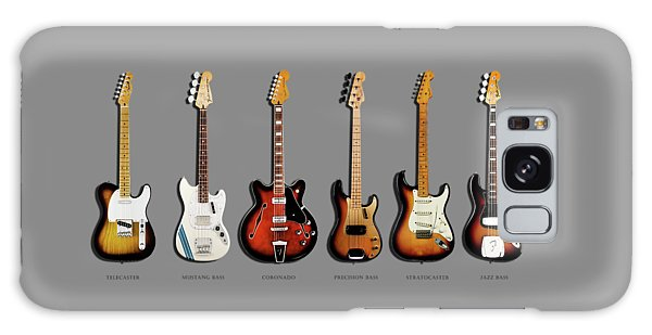 Rock And Roll Galaxy S8 Case - Fender Guitar Collection by Mark Rogan
